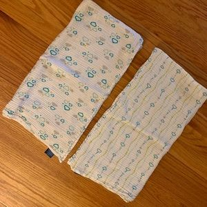 Swaddle Blankets 💙